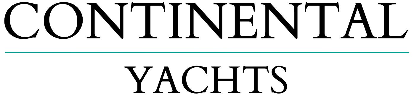 continentalyachts.com logo